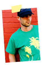 Men's Palm Trees T-shirt
