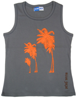 Palm Trees Womens Vest