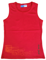 Skyline Womens Vest Top