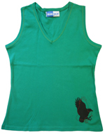 Crow Women's Vest Top