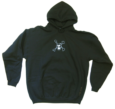 Skull & Cross Bones Men's Hoody