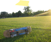 Sunshine Skateboard